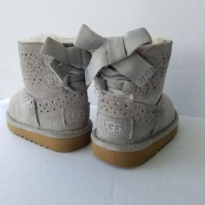 Ugg Toddler Bailey Button Boots